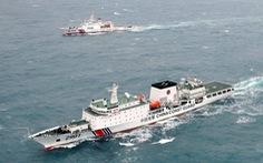 Bất chấp cảnh báo của Mỹ, Trung Quốc tung tin đóng tàu khủng tuần tra Hoàng Sa
