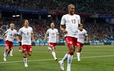 Croatia và Đan Mạch cùng thiết lập kỷ lục World Cup mới