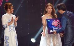 Người hát tình ca: Phương Nga giành nhất tuần với 3 điểm 10
