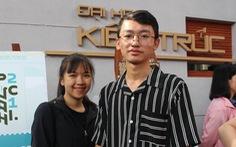 Hơn 4.000 thí sinh dự thi năng khiếu vào ĐH Kiến trúc TP.HCM