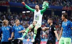 Subasic, Schmeichel, Akinfeev - các thủ môn 'hot' nhất World Cup