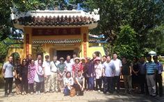 Đìu hiu di tích Nguyễn Đình Chiểu và Võ Trường Toản