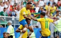 Brazil - Mexico 2-0: Neymar đưa Selecao vào tứ kết