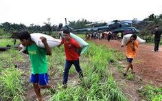 Vỡ đập thủy điện Lào: Tình người trong thảm họa
