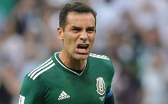 Rafael Marquez - chàng đội trưởng 16 năm lừng lẫy của Mexico