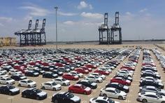 Toyota đã chịu nhập 200 xe hơi về Việt Nam