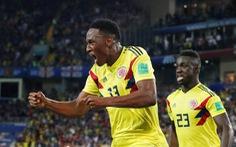 Đồ họa video: Bàn gỡ hòa của Yerry Mina trận Anh - Colombia