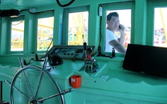 Thế hệ tàu ngàn mã lực ở Thọ Quang