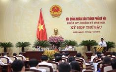 Vi phạm trật tự xây dựng ở Hà Nội: Cũ chưa xử xong, mới đã phát sinh