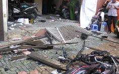 Bắt 8 nghi phạm khủng bố trụ sở công an phường tại TP.HCM