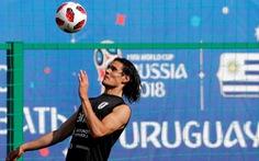 Tin xấu cho Uruguay: Cavani chưa chắc ra sân trận gặp Pháp