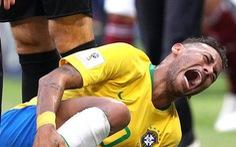 Cười bò với các clip chế Neymar 'siêu ăn vạ' của cư dân mạng