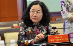Khiển trách chánh Văn phòng Thành ủy TP.HCM liên quan vụ Phước Kiển