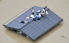 Cuộc đại di tản ở Nhật vì mưa khủng khiếp