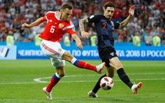 Nga - Croatia 2-2 (3-4): Croatia một lần nữa vào bán kết World Cup