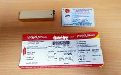 Phát hiện hành khách mang USB phóng điện lên máy bay