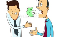 Hôi miệng - nguyên nhân và cách phòng ngừa