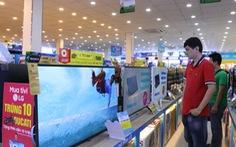 Mua Tivi tại Điện Máy Xanh, săn xế xịn 345 triệu đồng