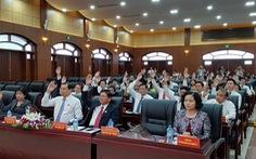 Đà Nẵng chưa bầu chủ tịch HĐND thay ông Nguyễn Xuân Anh