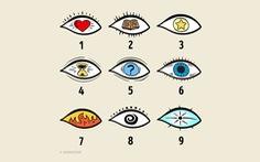 Chọn một con mắt và đi tìm câu trả lời: tôi là ai?