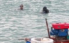 Bắt đầu khai quật tàu cổ chìm ở vịnh Dung Quất