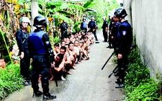 Hơn 200 học viên cai nghiện phá cổng trốn trại