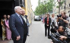 John McCain và ba thập kỷ thúc đẩy quan hệ Việt - Mỹ