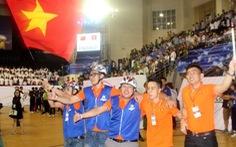 Việt Nam vượt Trung Quốc, vô địch ABU Robocon 2018