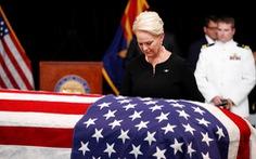 Dấu ấn đậm nét của ông John McCain trong hòa giải Việt - Mỹ