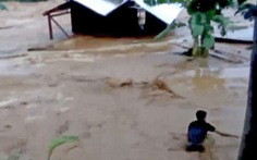 Ngôi làng bị thủy điện xóa sổ