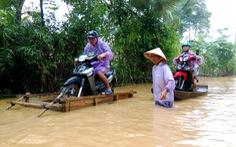 Người dân run rẩy dưới 'bom nước' thủy điện Hố Hô
