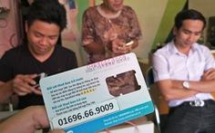 Giá SIM điện thoại 11 số tăng chóng mặt