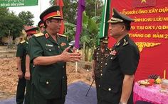 Hai vị tướng trên mặt trận 579