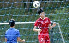 Olympic Việt nam nỗ lực đoạt huy chương đồng Asiad