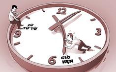 Trong mắt người nước ngoài: Trễ giờ không thể là bình thường!