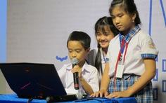 1.300 học sinh làm sản phẩm lập trình