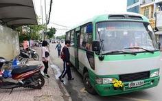 Tiền trợ giá xe buýt: Cấp một đằng, chia một nẻo