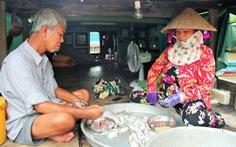 Chợ 'độc' miền Tây - kỳ 2: Chợ cá đồng giữa... rốn lũ
