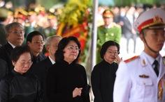 Tiếc thương Chủ tịch nước Trần Đại Quang - vị lãnh đạo tận tụy