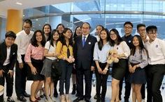 Đại học Fulbright Việt Nam khai giảng khóa đầu tiên