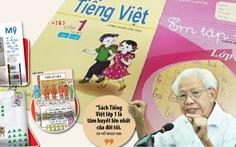 Tranh cãi về những khác biệt trong sách tiếng Việt lớp 1