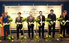 CENLAND khai trương văn phòng đại diện tại Hàn Quốc