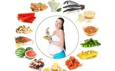 Chăm sóc dinh dưỡng cho phụ nữ thời kỳ có thai