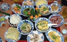 Dinh dưỡng hợp lý những ngày lễ hội