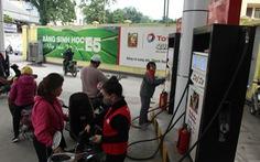 Chi mạnh Quỹ bình ổn, giữ nguyên giá xăng dầu