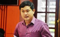 Ông Lê Phước Hoài Bảo đi làm trở lại sau gần 2 tuần vắng mặt