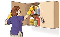 Phòng tránh ngộ độc hóa chất ở trẻ