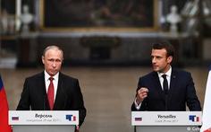 Tổng thống Pháp nói 'tin giả đang đe dọa nền dân chủ'
