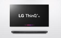 LG trình làng TV OLED 8k 88 inch đầu tiên trên thế giới