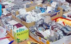 Giá thuốc chữa bệnh giảm hơn 21% khi đấu thầu tập trung